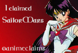 I claimed SailorMars!